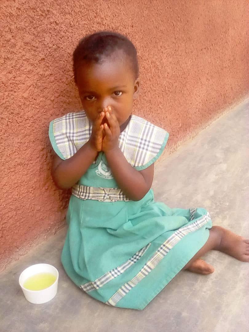Has Childrens Hospital Kids Good Food Uganda